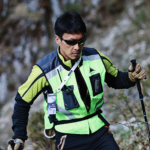 James Gao - Ex-Navy lieutenant, technical equipment trainer and wild rescuer